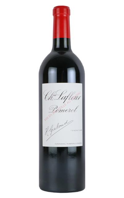 シャトー ラフルール 2017年 AOCポムロール 最高級ポムロールのひとつ ロバート パーカー ワインアドヴォケイト誌で驚異の97-100点獲得!ヴィノス誌98点Chateau Lafleur 2017 AOC Pomerol