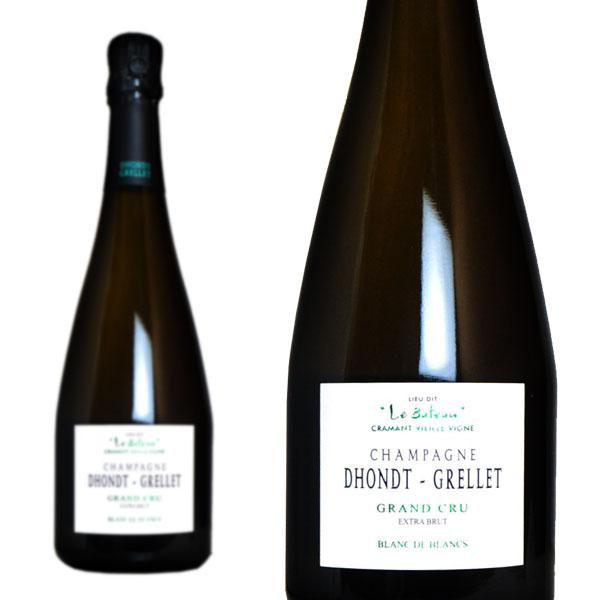 [2013]年 ドント グルレ リウ ディ ル バトー グラン クリュ クラマン ヴィエイユ ヴィーニュ ミレジム 2013 正規 フランス シャンパーニュ 白 泡 ワイン 辛口 750mlDHONDT-GRELLET Champagne Grand cru Cramant Vieille Vigne Lieu dit Le Batean Millesime [2013]