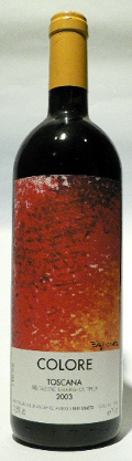 【1本から送料無料】[2003]コローレ・ビービー・グラーツ(イタリア/赤ワイン)