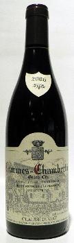 [2006]シャルム・シャンベルタン クロード・デュガ(フランス/赤ワイン)
