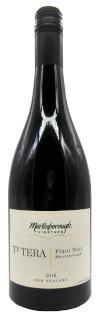 2018 マーティンボロー テ 輸入 テラ ピノ ニュージーランド 超激安 ノワール 赤ワイン ヴィンヤード