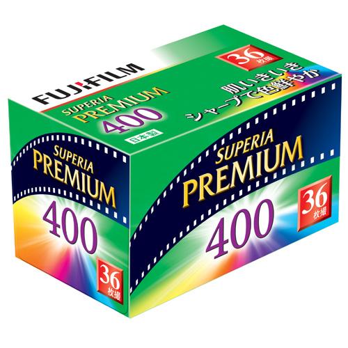 日本人の肌色をいきいきと美しく再現 富士フィルム 《週末限定タイムセール》 35mmフィルム SUPERIA 36EX 36枚撮 市場 PREMIUM 400