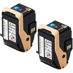 【受発注品】≪2本セット≫ NEC Color MultiWriter 9100C用 トナーカートリッジ シアン PR-L9100C-13W NECカラーA3 プリンター用 EA-ECOトナー
