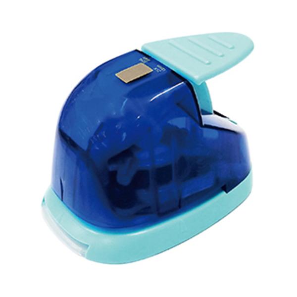 挟んで 人気ブランド ポンッ の簡単キリヌキアイテム ダイキ ハメパチ ABC-K25K 商い 25×18mm用 クラフトパンチ L 長方形