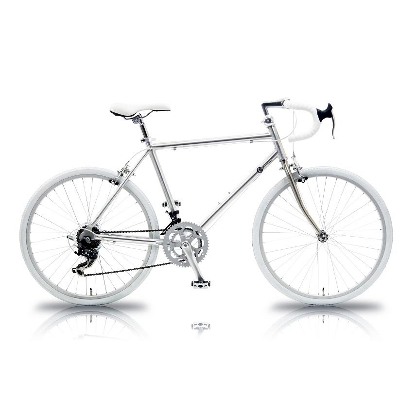 【受発注品】阪和 TRAILER(トレイラー) 24インチ アルミロードバイク 14段変速 TR-R2401