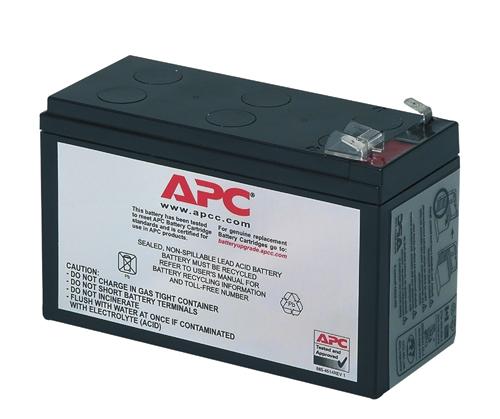 【受発注商品】APC BE725JP 交換用バッテリキット RBC17J