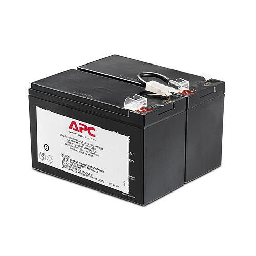 【受発注商品】APC BR1200LCD-JP 交換用バッテリキット APCRBC109J