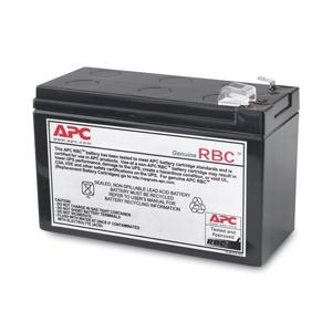 【受発注商品】APC BR400G-JP BR550G-JP BE550G-JP 交換用バッテリキット APCRBC122J