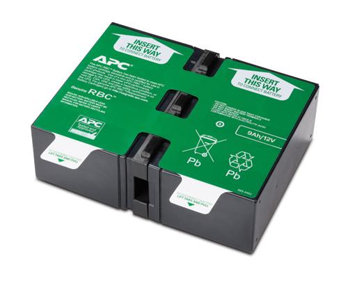 【受発注商品】APC RS Pro 1200/RS XL 500 交換用バッテリキット APCRBC124J