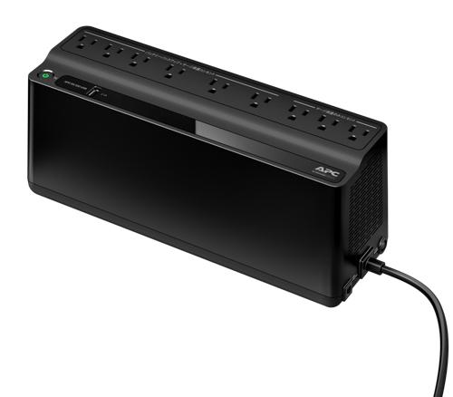【受発注商品】APC ES 550 9 Outlet 550VA 1 USB 100V BE550M1-JP