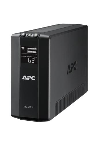【受発注商品】APC RS 550VA Sinewave Battery Backup 100V BR550S-JP