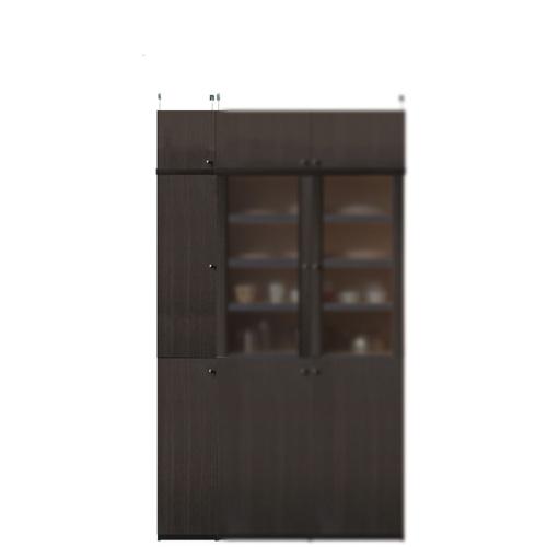 木製食品保管棚高さ208~217cm幅25~29cm奥行31cm厚棚板(棚板厚み2.5cm)(高さ=ラック高さ178cm+突っ張り棚高さ23cm+伸縮突っ張り金具)木製片開き扉木製食品保管棚
