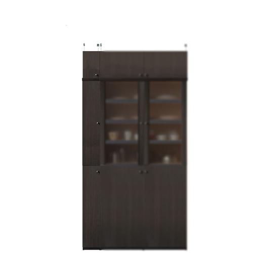 深型キッチン隙間収納庫高さ208~217cm幅15~24cm奥行46cm厚棚板(棚板厚2.5cm)(高さ=ラック高さ178cm+突っ張り棚高さ23cm+伸縮突っ張り金具)木製片開き扉深型キッチン隙間収納庫