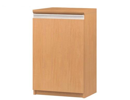 フラット扉扉付木製頑丈絵本箱 高さ70cm幅30~44cm奥行40cm厚棚板(棚板厚み2.5cm) 片開き(左開き/右開き) フラット扉付客室シェルフ