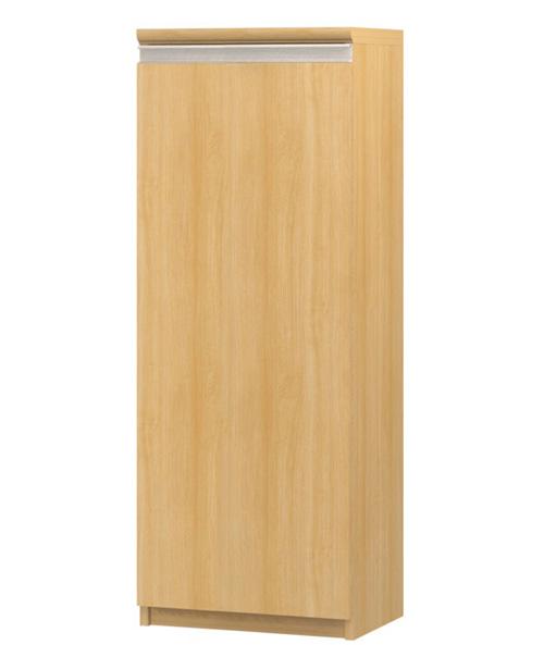 フラット扉壁収納 高さ117cm幅30~44cm奥行46cm厚棚板(棚板厚み2.5cm) 片開き(左開き/右開き) フラット扉付ダイニングシェルフ
