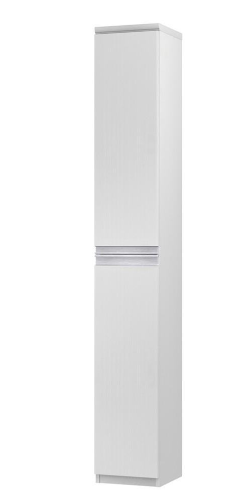 フラット扉壁収納 高さ211.1cm幅25~29cm奥行46cm厚棚板(棚板厚み2.5cm) 上下共片開き(左開き/右開き) フラット扉付ウォークインクローゼット本棚