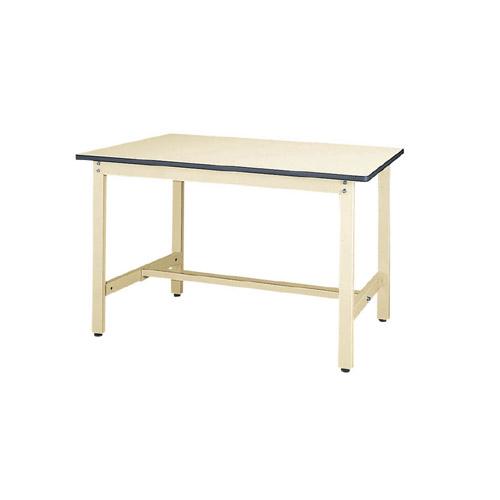 部品組立ワークテーブル 高さ固定式 H740mm塩ビシート天板 22mm 均等耐荷重300kg作業台 幅1200mm×奥750mm×高740mm