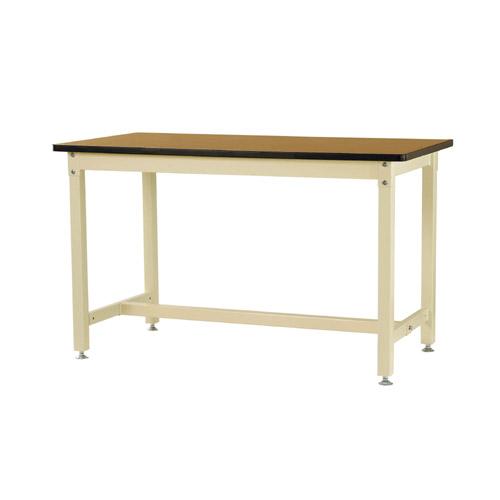 業務用ワークテーブル 高さ固定式 H900mmメラミン天板 28mm 均等耐荷重1200kg作業台 幅1500mm×奥600mm×高900mm