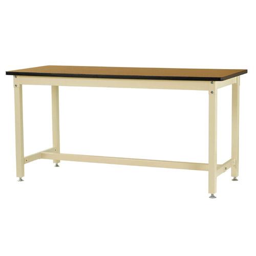重量 ワークテーブル 高さ固定式 H900mmメラミン天板 28mm 均等耐荷重1200kg作業台 幅1800mm×奥600mm×高900mm
