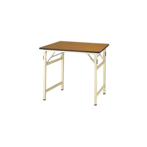 工場テーブル 作業台 高さ固定式 H740mmメラミン天板 21mm 均等耐荷重200kgワークテーブル 幅900mm×奥750mm×高740mm