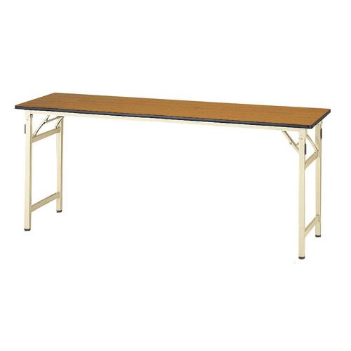 工場テーブル 作業台 高さ固定式 H740mmメラミン天板 21mm 均等耐荷重200kgワークテーブル 幅1800mm×奥600mm×高740mm