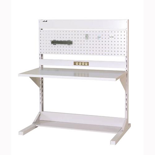 工場用 片面ラインテーブル 片面ラインテーブル W1193mm + 基本型連結 片面片面ライン作業台 幅1193mm×奥825mm×高1405mm