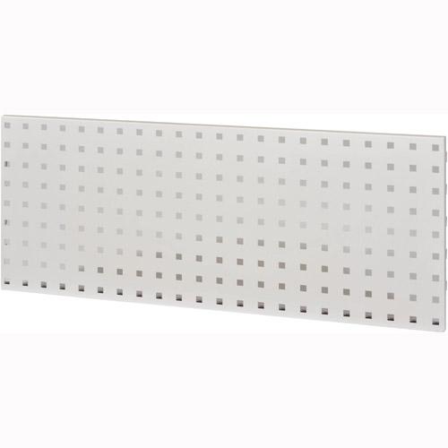 工場用 パンチングパネル オプション ラインテーブル・パーツハンガーオプション ラインテーブル・パーツハンガー オプション パンチングパネル 幅870mm×奥18mm×高358mm