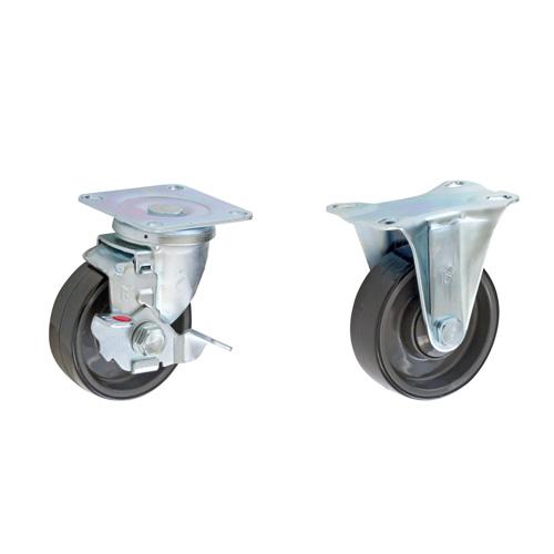 工場用スペシャルワゴンオプション オプションスペシャルワゴン用ウレタンキャスター オプションウレタンキャスターセット