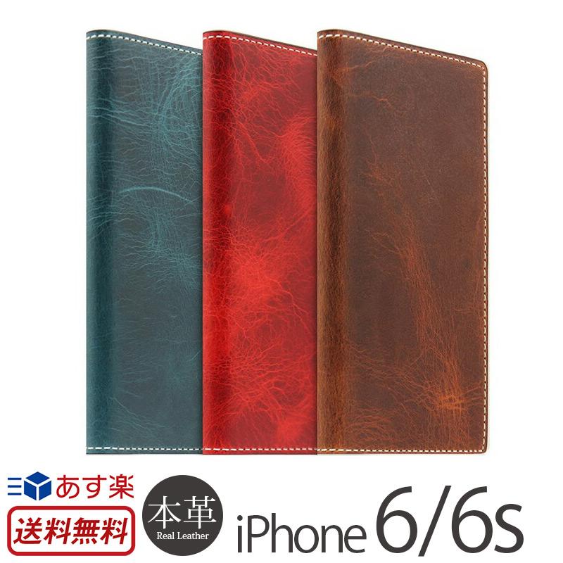 iPhone6s / iPhone6 手帳型 本革 レザー ケース SLG Design Badalassi Wax case アイフォン6s アイホン6s iPhoneケース iPhone6 カバー iPhone6ケース iPhone6s アイホン6ケース アイフォン6ケース スマートフォンケース 手帳ケース 本革ケース レザーケース iPhone6s