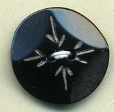 水牛ボタン 2つ穴 安値 10038628 国内正規品 ブラック
