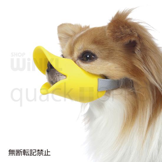 テラモト 入手困難 OPPO quack クアック Sサイズ チワワ ポメラニアン 噛み付き 小型犬用のマズルコントロールにおすすめ メーカー直販 口周り約11cm 拾い食い 人気の製品 無駄吠え防止用の可愛い口輪 トイプードルに装着できます