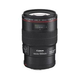 CANON レンズ EF100mm F2.8L Macro IS USM
