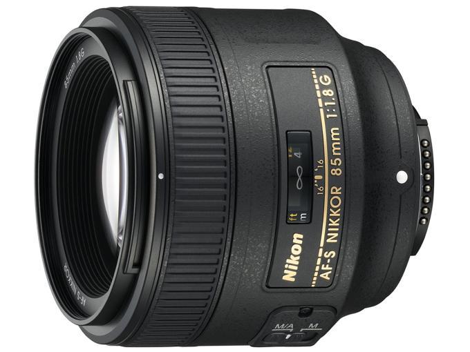 NIKON レンズ AF-S NIKKOR 85mm f/1.8G