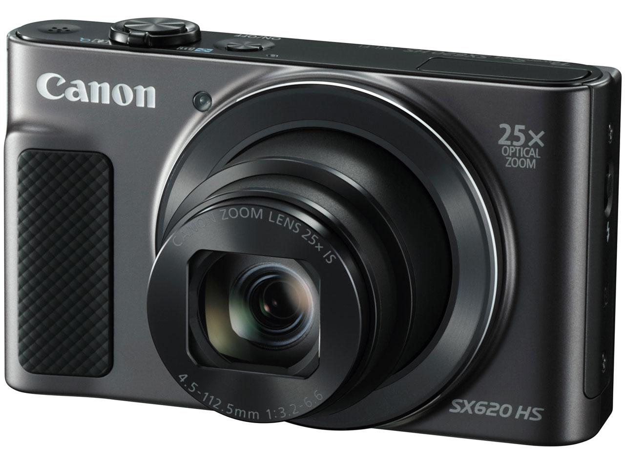 CANON デジタルカメラ PowerShot SX620 HS /BK [ブラック]