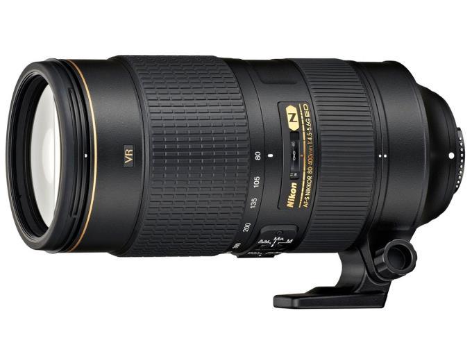 NIKON レンズ AF-S NIKKOR 80-400mm f/4.5-5.6G ED VR