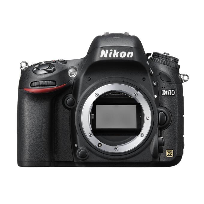 NIKON デジタル一眼カメラ D610 BODY