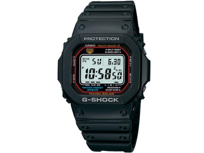 CASIO 男性向け腕時計 GW-M5610-1JF
