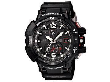 CASIO 男性向け腕時計 GW-A1100-1AJF
