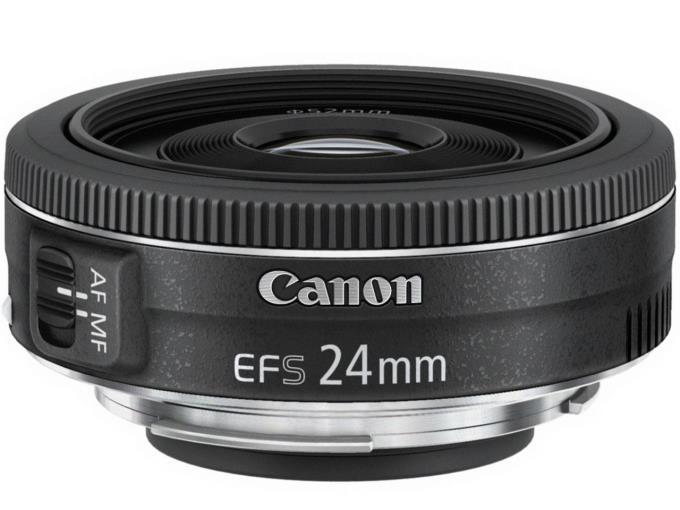 CANON レンズ EF-S24mm F2.8 STMEF-S24mm F2.8 STM