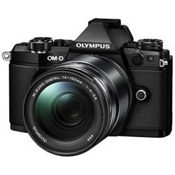 OLYMPUS デジタル一眼カメラ OLYMPUS OM-D E-M5 Mark II 14-150mm II レンズキット [ブラック]