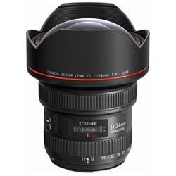 CANON レンズ EF11-24mm F4L USM
