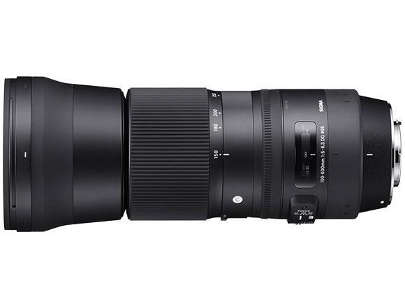 SIGMA レンズ 150-600mm F5-6.3 DG OS HSM Contemporary [キヤノン用]150-600mm F5-6.3 DG OS HSM Contemporary [キヤノン用]