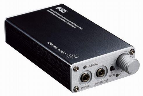 ヒビノインターサウンド ヘッドホンアンプ iBasso Audio D55D55