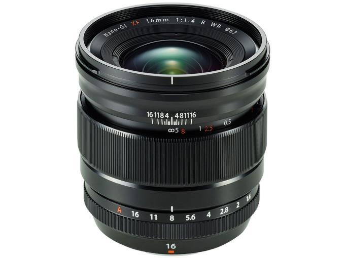 FUJIFILM レンズ XF16mmF1.4 R WRフジノンレンズ XF16mmF1.4 R WR