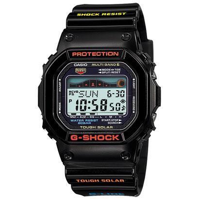 CASIO 男性向け腕時計 GWX-5600-1JFG-SHOCK G-LIDE GWX-5600-1JF