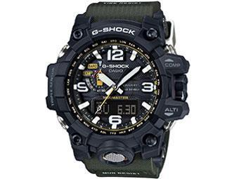 CASIO 男性向け腕時計 GWG-1000-1A3JFG-SHOCK マスター オブ G マッドマスター GWG-1000-1A3JF【KK9N0D18P】