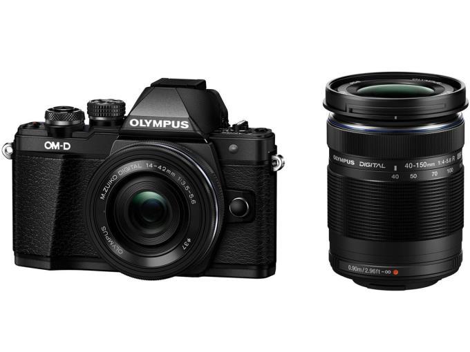 【おすすめ】 OLYMPUS デジタル一眼カメラ [ブラック] OM-D E-M10 II Mark II EZダブルズームキット E-M10 [ブラック], バーンズ公式 barns outfitters:37f35e5a --- gerber-bodin.fr