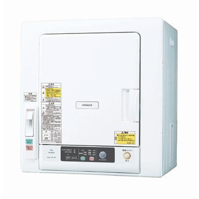 HITACHI 衣類乾燥機 DE-N50WV-W