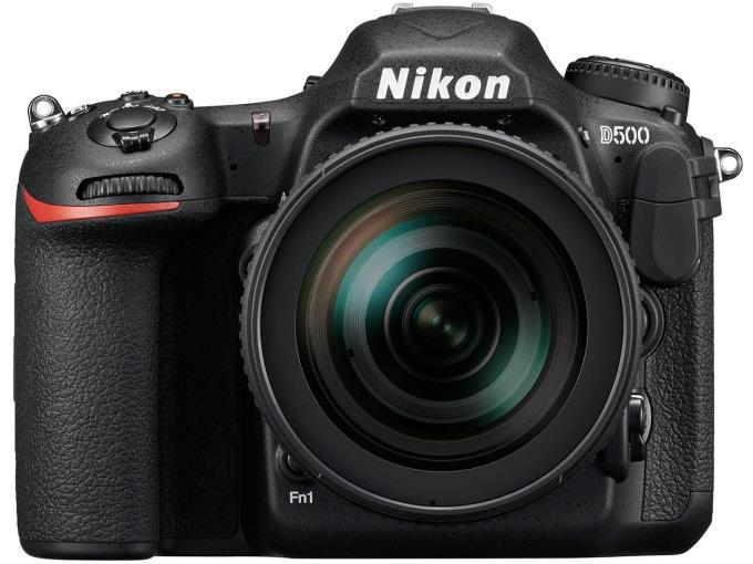 NIKON デジタル一眼カメラ D500 16-80 VR LENS KIT