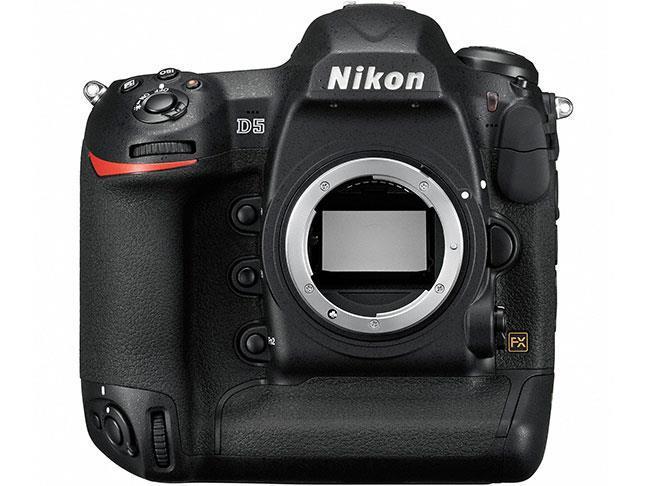 NIKON デジタル一眼カメラ D5 CF-Type BODY